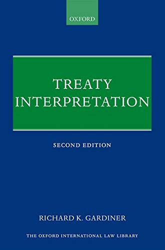 9780199669233: Treaty Interpretation
