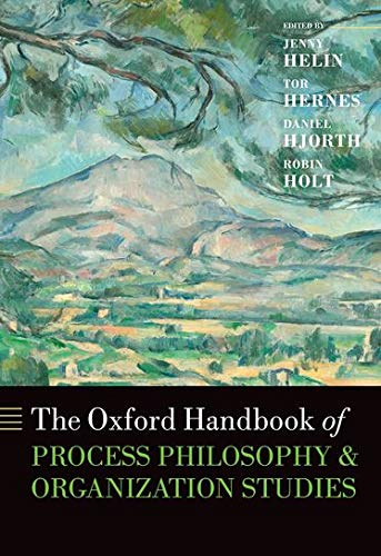 9780199669356: The Oxford Handbook of Process Philosophy and Organization Studies (Oxford Handbooks)