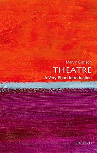 9780199669820: Theatre: A Very Short Introduction (Very Short Introductions)