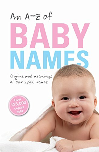 9780199669851: An A-Z of Baby Names