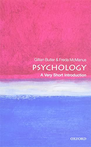 9780199670420: Psychology: A Very Short Introduction (Very Short Introductions)