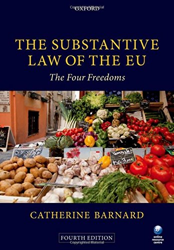 9780199670765: The Substantive Law of the EU: The Four Freedoms