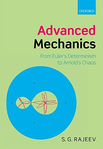 9780199670857: Advanced Mechanics: From Euler's Determinism to Arnold's Chaos