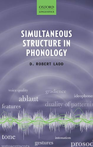 9780199670970: Simultaneous Structure in Phonology