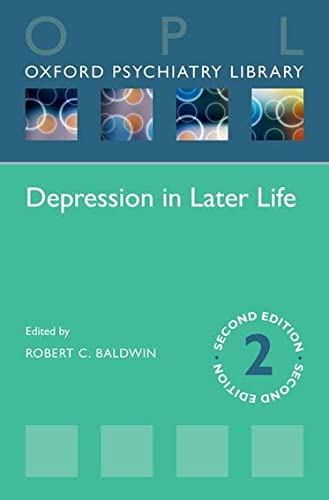 9780199671632: Depression in Later Life