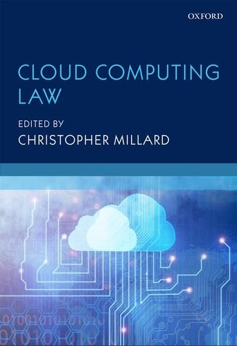 9780199671670: Cloud Computing Law