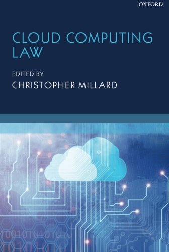 9780199671687: Cloud Computing Law