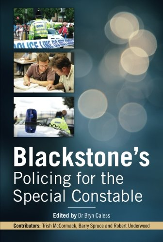 9780199671694: Blackstone's Policing for the Special Constable