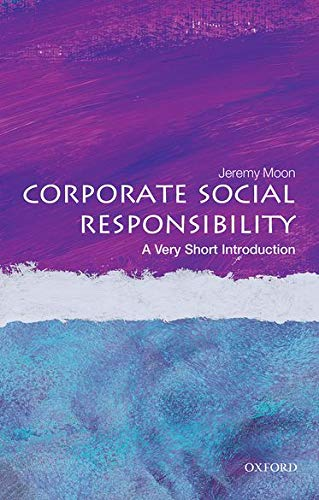 9780199671816: Corporate Social Responsibility: A Very Short Introduction