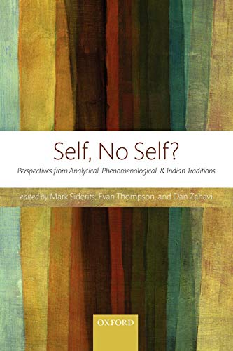 Self, No Self? 9780199672011 The nature and reality of self is a subject of increasing prominence among Western philosophers of mind and cognitive scientists. It has also been central to Indian and Tibetan philosophical traditions for over two thousand years. It is time to bring the rich resources of these traditions into the contemporary debate about the nature of self. This volume is the first of its kind. Leading philosophical scholars of the Indian and Tibetan traditions join with leading Western philosophers of mind and phenomenologists to explore issues about consciousness and selfhood from these multiple perspectives. Self, No Self? is not a collection of historical or comparative essays. It takes problem-solving and conceptual and phenomenological analysis as central to philosophy. The essays mobilize the argumentative resources of diverse philosophical traditions to address issues about the self in the context of contemporary philosophy and cognitive science. Self, No Self? will be essential reading for philosophers and cognitive scientists interested in the nature of the self and consciousness, and will offer a valuable way into the subject for students.