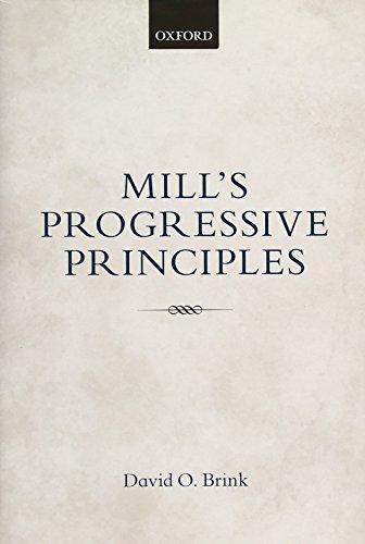 9780199672141: Mill's Progressive Principles