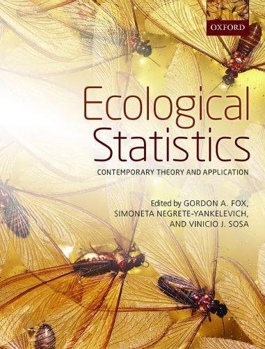 9780199672547: Ecological Statistics: Contemporary theory and application