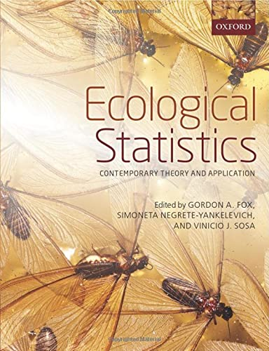 9780199672554: Ecological Statistics: Contemporary theory and application