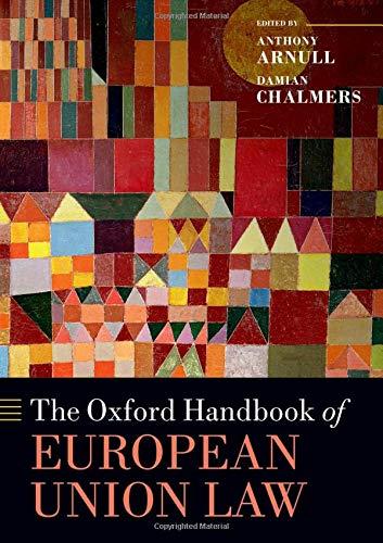 9780199672646: The Oxford Handbook of EU Law (Oxford Handbooks in Law)