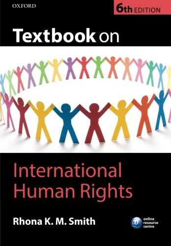 9780199672813: Textbook on International Human Rights
