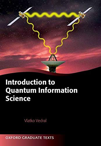 9780199673483: Introduction to Quantum Information Science (Oxford Graduate Texts)