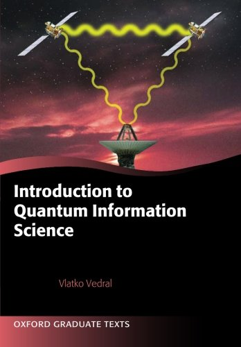 9780199673483: Introduction to Quantum Information Science