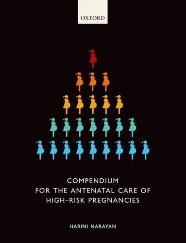 9780199673643: Compendium for the Antenatal Care of High-Risk Pregnancies