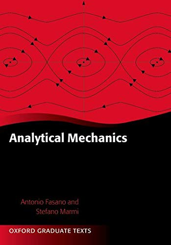 9780199673858: Analytical Mechanics: An Introduction (Oxford Graduate Texts)