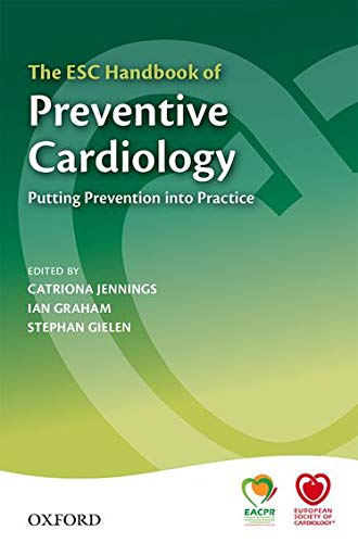 9780199674039: The ESC Handbook of Preventive Cardiology: Putting prevention into practice