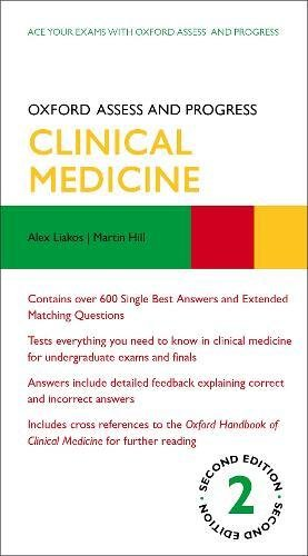 9780199674046: Oxford Assess and Progress: Clinical Medicine Second Edition