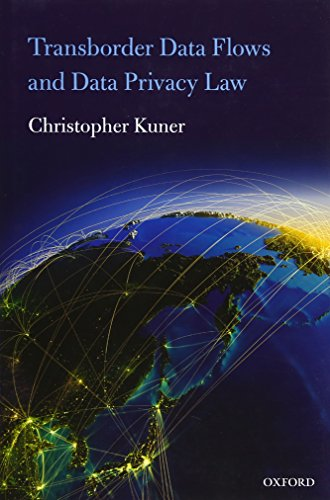 9780199674619: Transborder Data Flow Regulation and Data Privacy Law
