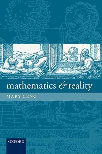 9780199674688: Mathematics and Reality