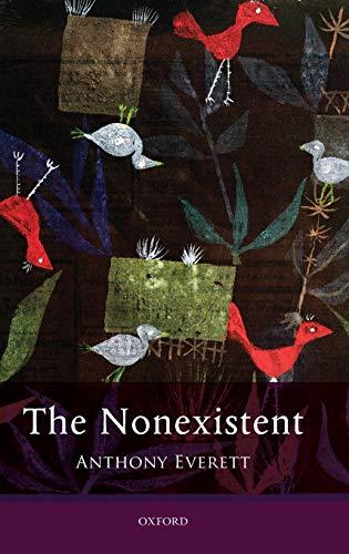 9780199674794: The Nonexistent
