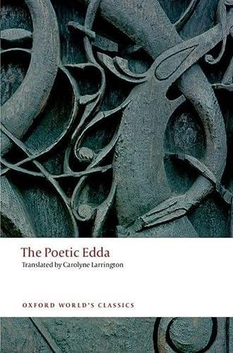9780199675340: The Poetic Edda (Oxford World's Classics)