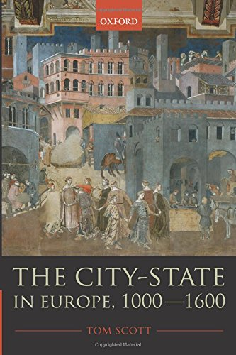 9780199675395: The City-State in Europe, 1000-1600: Hinterland, Territory, Region