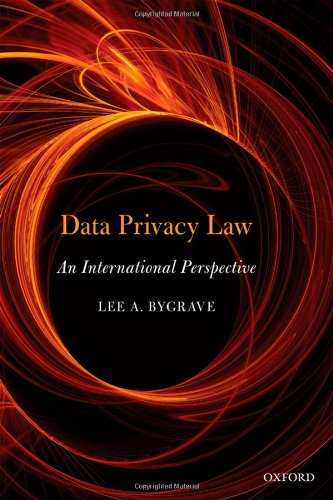 9780199675555: Data Privacy Law: An International Perspective