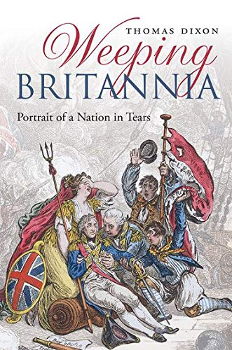 9780199676057: Weeping Britannia: Portrait of a Nation in Tears