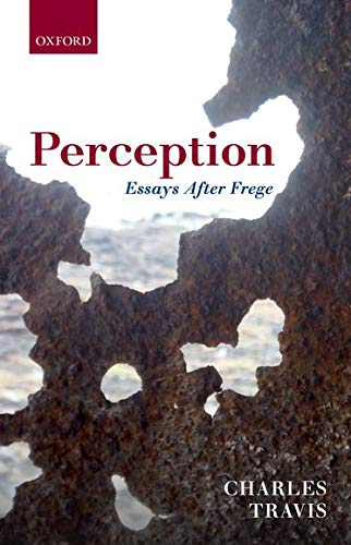 9780199676545: Perception: Essays After Frege