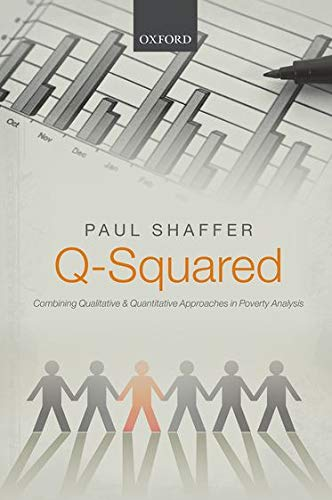 9780199676910: Q-Squared: Combining Qualitative and Quantitative Approaches in Poverty Analysis