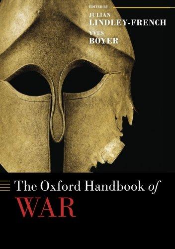9780199676958: The Oxford Handbook of War (Oxford Handbooks)