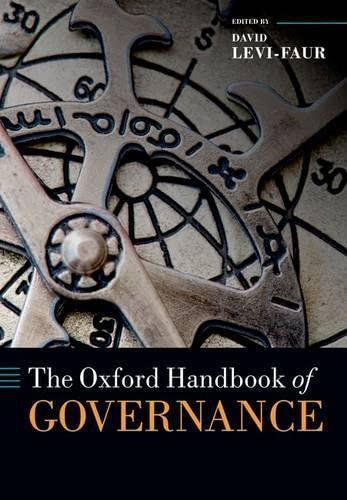 9780199677061: The Oxford Handbook of Governance (Oxford Handbooks in Politics & International Relations)