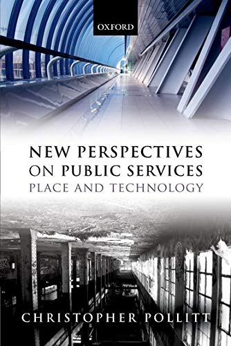 9780199677368: New Perspectives on Public Services: Place and Technology