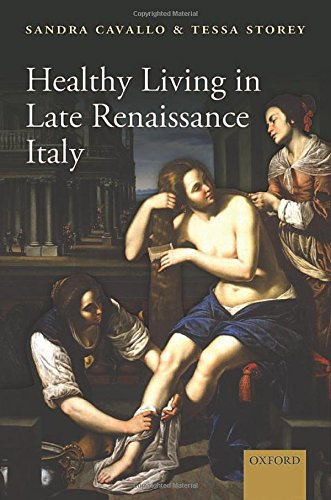 9780199678136: Healthy Living in Late Renaissance Italy