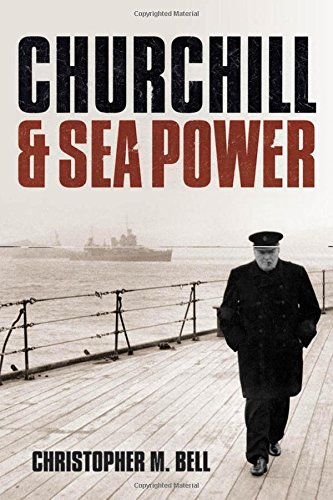 9780199678501: Churchill and Sea Power