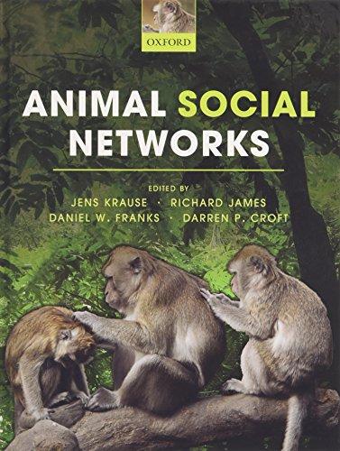 9780199679041: Animal Social Networks