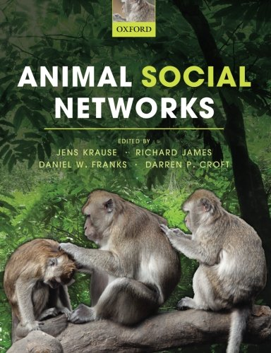 9780199679058: Animal Social Networks
