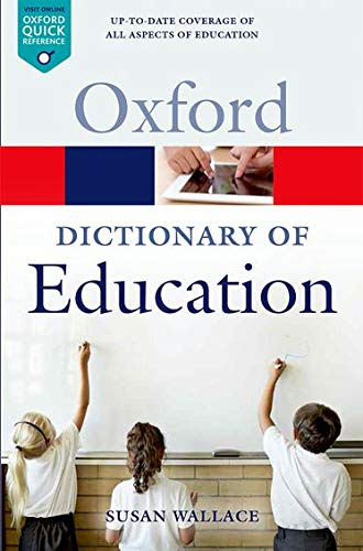 9780199679393: A Dictionary of Education (Oxford Quick Reference)