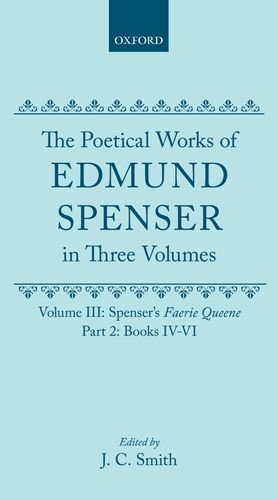 9780199679706: Spenser's Faerie Queene: Volume II