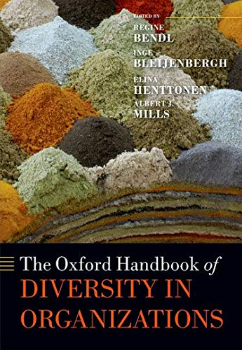 9780199679805: The Oxford Handbook of Diversity in Organizations (Oxford Handbooks)