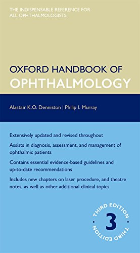 9780199679980: Oxford Handbook of Ophthalmology (Oxford Medical Handbooks)