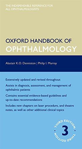9780199679980: Oxford Handbook of Ophthalmology (Oxford Medical Handbooks)