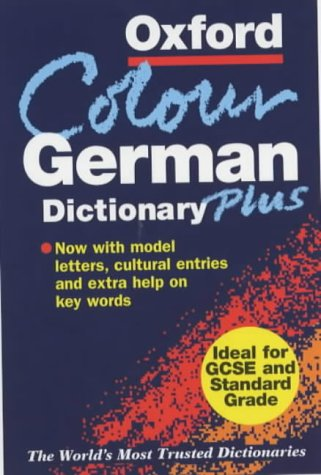 9780199680177: The Oxford Colour German Dictionary Plus