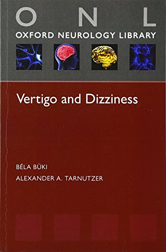 9780199680627: Vertigo and Dizziness (Oxford Neurology Library)