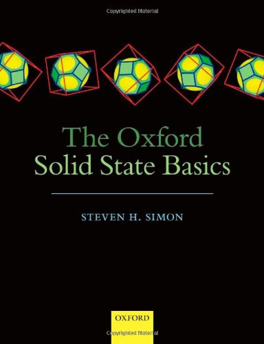 9780199680764: The Oxford Solid State Basics