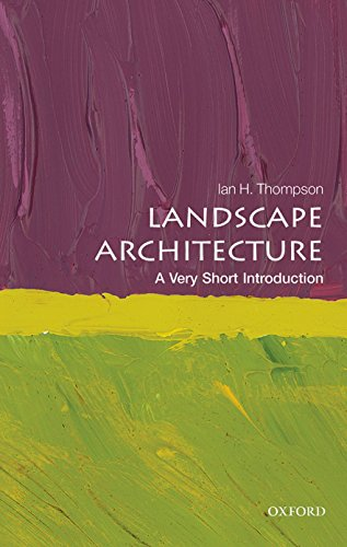 9780199681204: Landscape Architecture: A Very Short Introduction (Very Short Introductions)